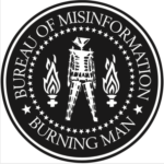 Community logo of Bureau of Misinformation