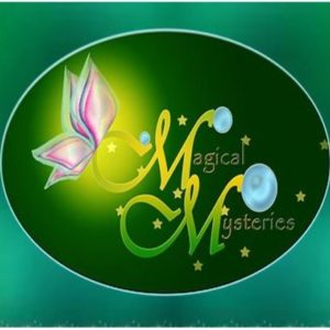 Community logo of Magical Mysteries ~ Silk Sparkle Hair Strands ~ Boutique, Spa, and Salon